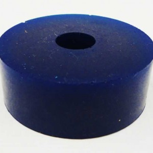 Bump Rubber 2in x .75in Blue