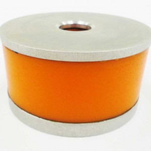 Bump Rubber w Bonded Washer Orange2