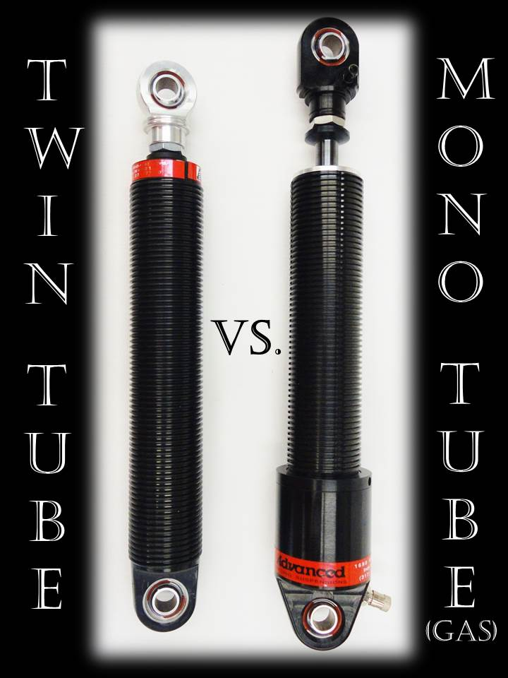 Twin Tube vs Mono Tube